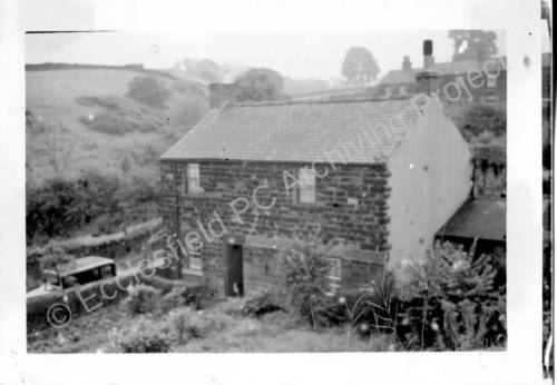 Cinderhill Lane, Cottage,Grenoside