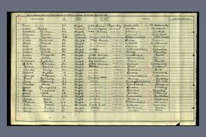 A Keohane Census 1911