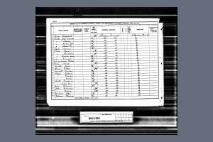 1891 Census  - Holborn Industrial School