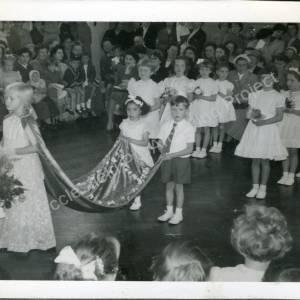 1959. 49th May Queen Rosemary Wilks (k)