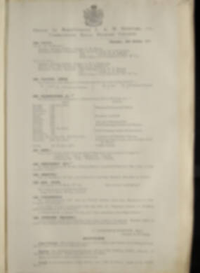 Routine Orders - June 1917 - June 1918 - Page 152
