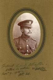 WW1 Alington