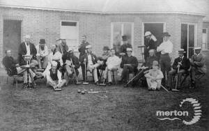 All England Croquet Club: Championship Meeting