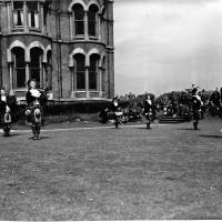 Dagenham Girl Pipers at the Palace Hotel