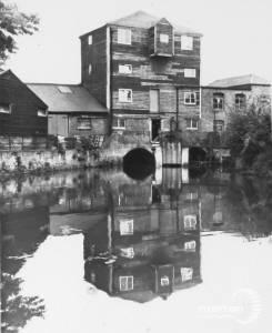 Upper Mill, Wandsworth