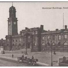 Municipal Buildings, South Shields