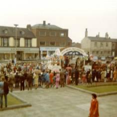 Sports Week Parade