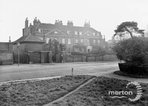 Woodhayes Road, Wimbledon: No's 3 - 4