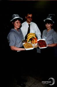 Coffee Shop Staff, Merton Civic Centre