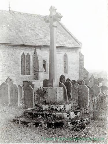 Withington Cross, 1928