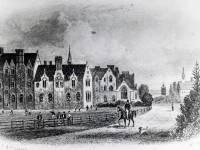 Wimbledon College: 19th Century Illustration