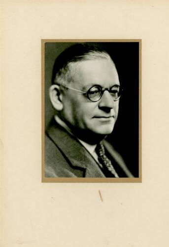 1933-34: Charles Richard Fox Engelbach
