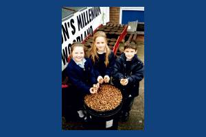 St. John Fisher School: Merton Millenium Woodland Project