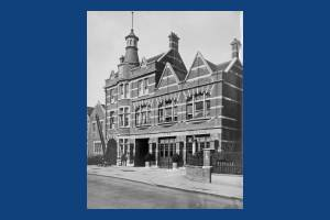 Wimbledon Fire Station, Queen's Road