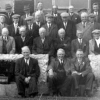 ( Bootle) North Park Bowling Club Team, 1937