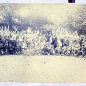 1887 Carnival in celebration of Queen Victoria's Jubilee