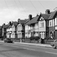 Houses 17-43 Coronation Road Crosby, 1986