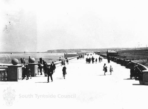 South Shields Promenade