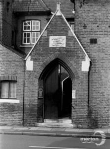 Ridgway, Wimbledon: Village Club