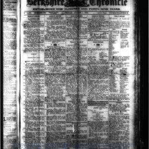 Berkshire Chronicle Reading 08-1919