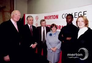 Merton College,  BBC Question Time