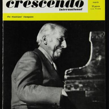 Crescendo 1973 March