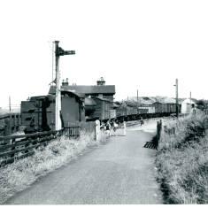 Boldon Colliery Station