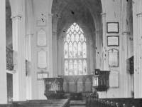 Interior of Mitcham Parish Church