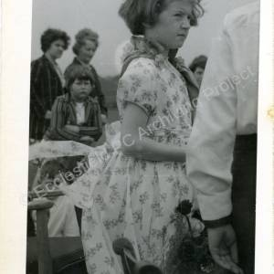 1962. 52nd May Queen Christine Brookes (d)