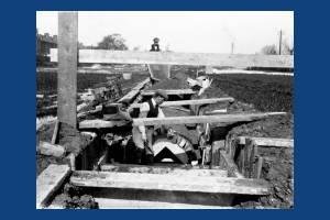Tennyson Road, Wimbledon: Under construction
