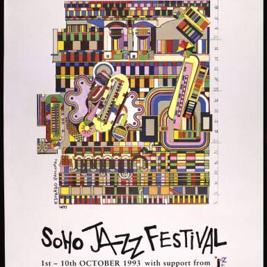 Soho Jazz Festival 1993
