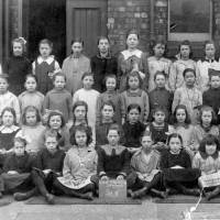 Lander Road School, Litherland, 1921