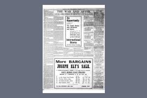 18 JANUARY 1919