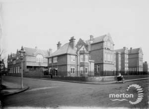Queens Road School, Wimbledon