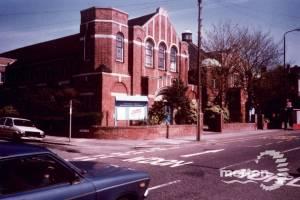 Raynes Park Methodist Church