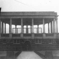 Bandstand on Sea Road