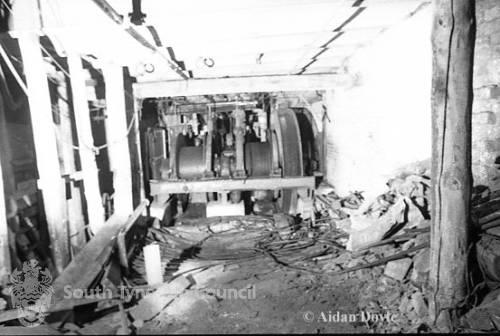 Easington Colliery, Low Main Engine House