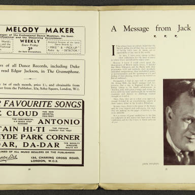 Duke Ellington Orchestra British Tour – July 1933 011