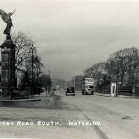 Waterloo with Seaforth Civic War Memorial