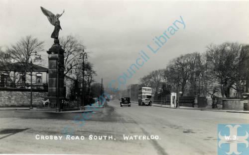 Waterloo with Seaforth Civic War Memorial