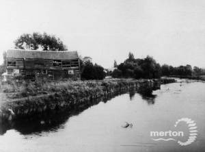 Mr. Littler's Print Works near the River Wandle, Merton Abbey