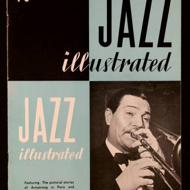 Jazz Illustrated Vol.1 No.3 January 1950 0001