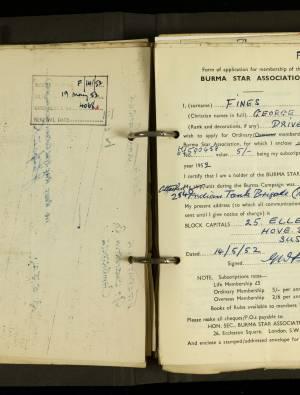 Fines, George Walter - F/140/52