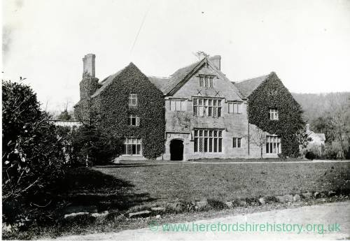 The Court, Byford, Herefordshire