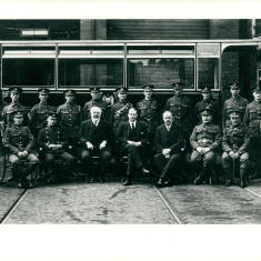 South Shields Corporation Transport Staff