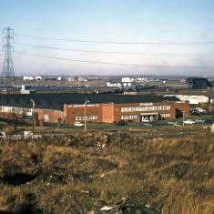 Ferrograph Factory, South Shields