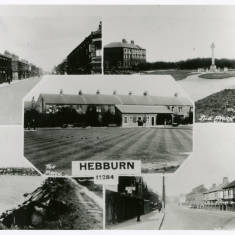 Postcard of Hebburn