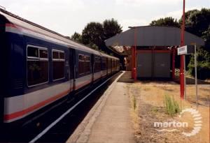 South Merton Station