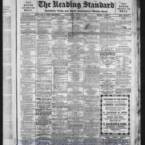 Reading Standard Etc 06-1918