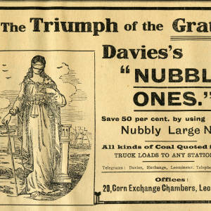 Davies's nubbly ones
